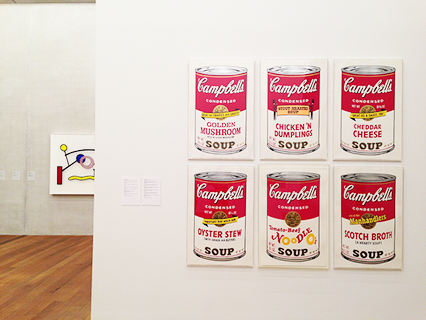 Andy Warhol 'Campbell's Soup'