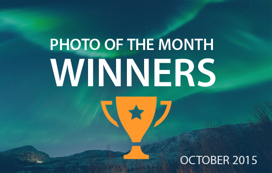 Best4Frames - photo of the month competition - October 2015 - Winners